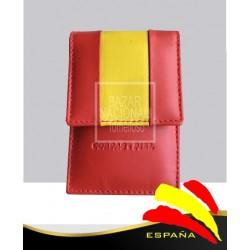 Pitillera Colores Bandera España