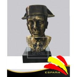 Busto Guardia Civil 31 cm.