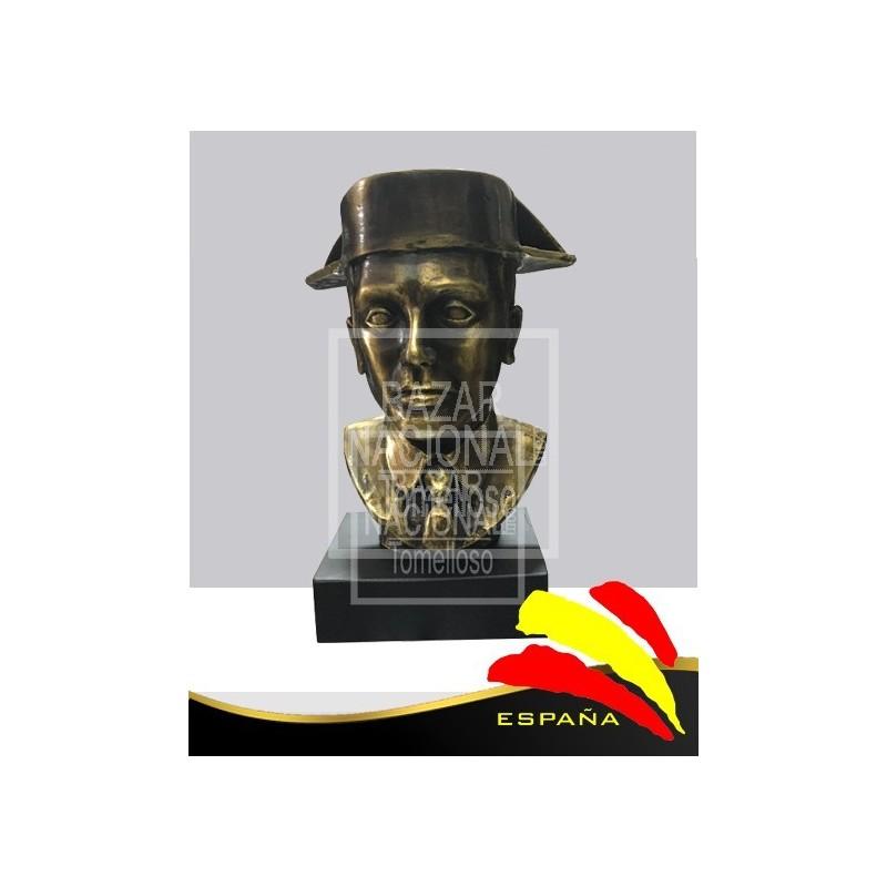Busto Guardia Civil 31 cm.