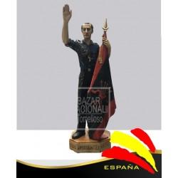 Escultura José Antonio en color 40 cm.