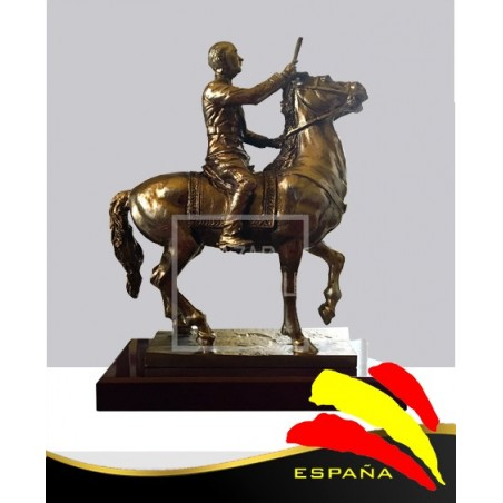Figura Francisco Franco a Caballo