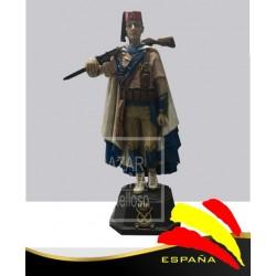 Figura Legionario de Ceuta en Color
