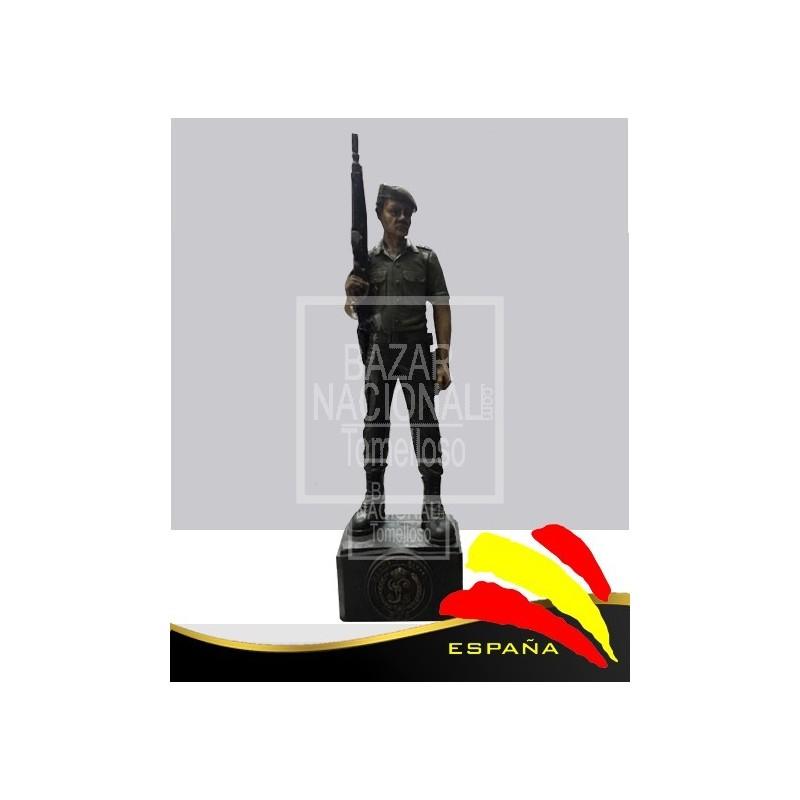 Figura Guardia Civil de Vizcaya a Color