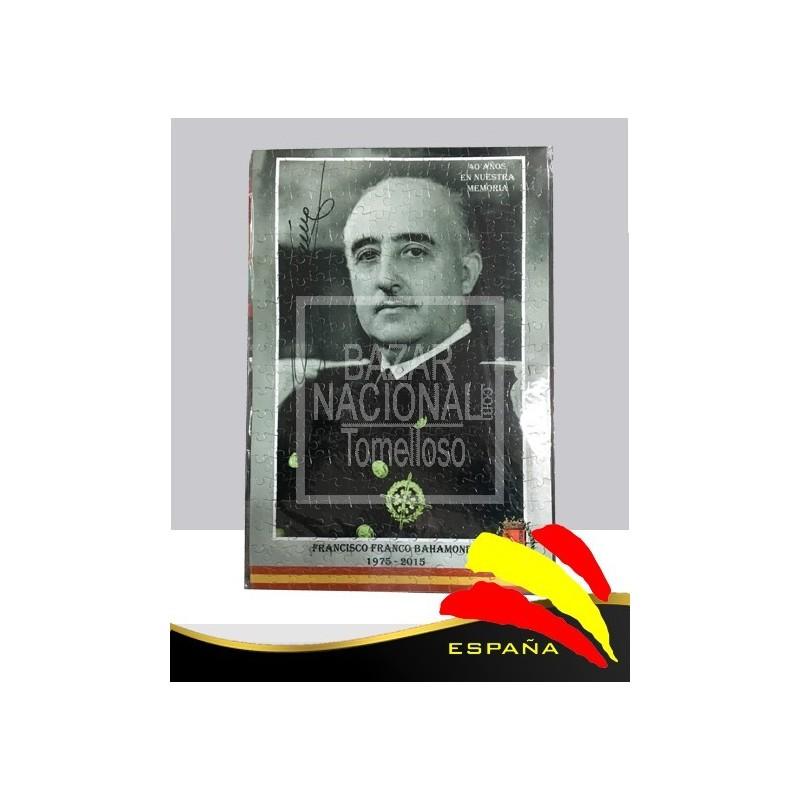 Puzzle Francisco Franco de 250 piezas