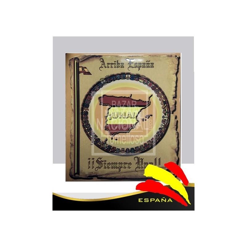 Cerámica  Escudos Provincias Españolas