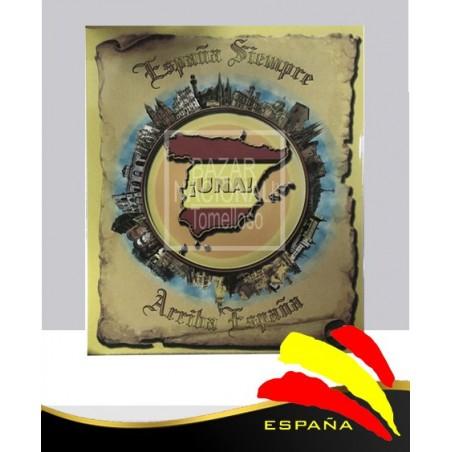 Cerámica España con Monumentos