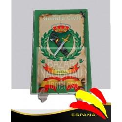 Cerámica Guardia Civil Española 20 x 30