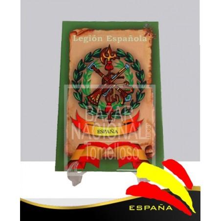 Cerámica Legión Española 20 x 30