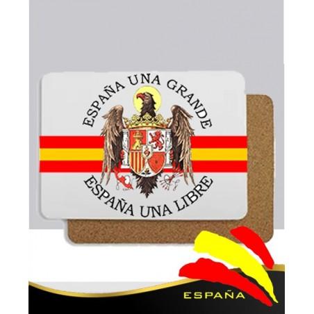 Salvamantel Individual Águila de San Juan