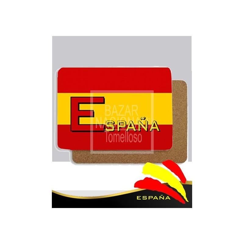 Mantel Corcho Individual Legión Española
