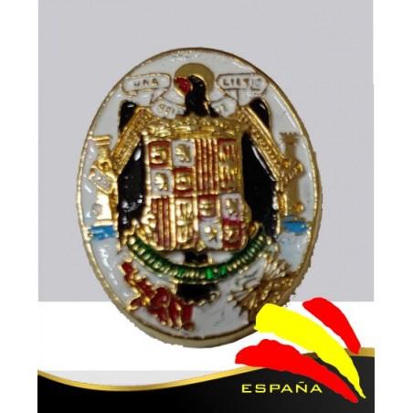 Pin Águila San Juan Ovalado