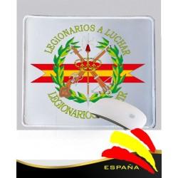 Alfombrilla Ratón Blanca Legión Española