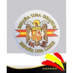 Posavasos Tela Águila de San Juan