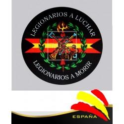 Posavasos Legión Española