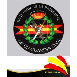 Posavasos Guardia Civil