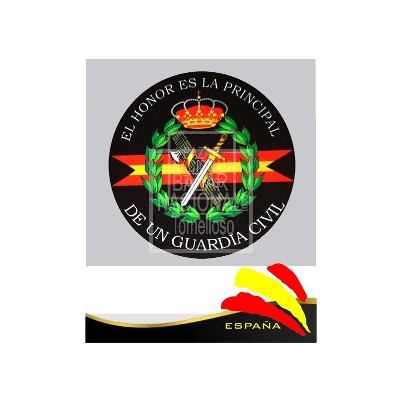 Posavasos Guardia Civil