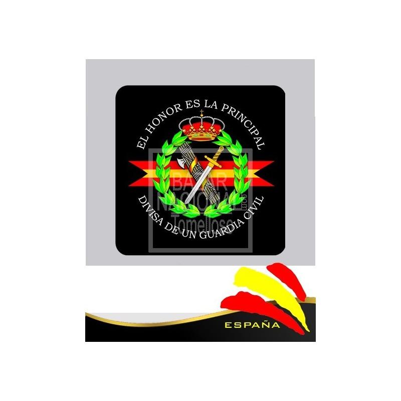Posavasos Cuadrado Legión Española