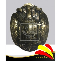 Escudo Águila de San Juan Dorado