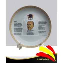 Plato Francisco Franco Testamento