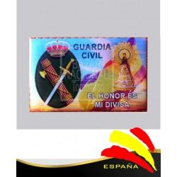 Imán Resina Guardia Civil Española