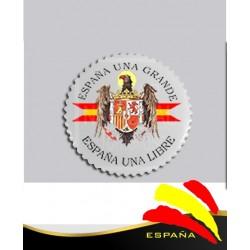 Imán Cerámica Águila San Juan