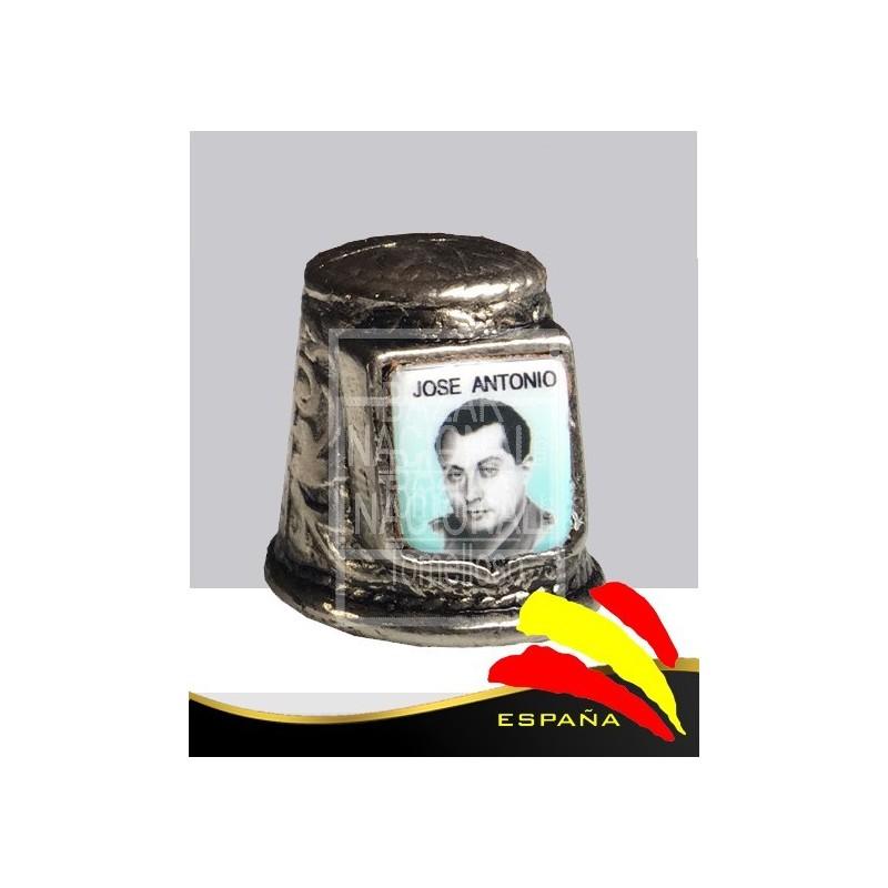 Dedal Metálico José Antonio Primo de Rivera