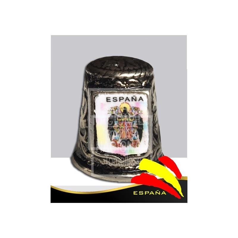 Dedal Metálico Águila de San Juan