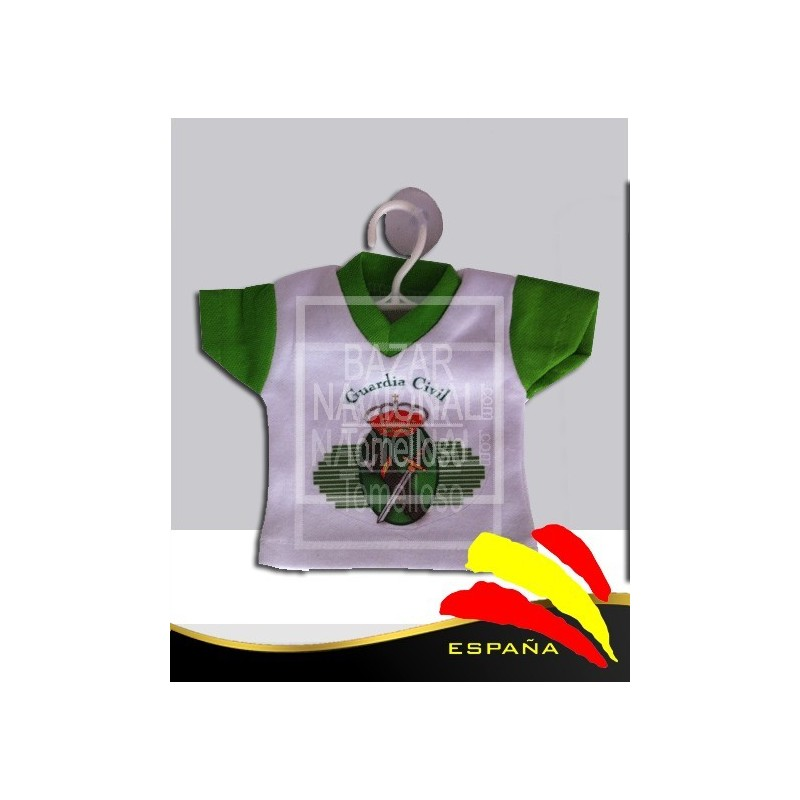 Mini Camiseta Guardia Civil