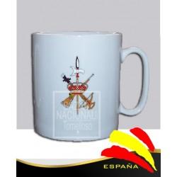Jarra Litro Legión Española