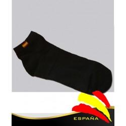 Calcetín Negro Bandera España
