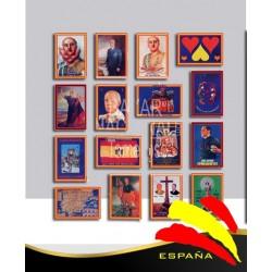 Juego de Postales Homenaje a España