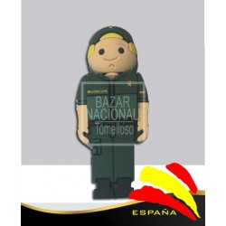 Pendrive USB Guardia Civil