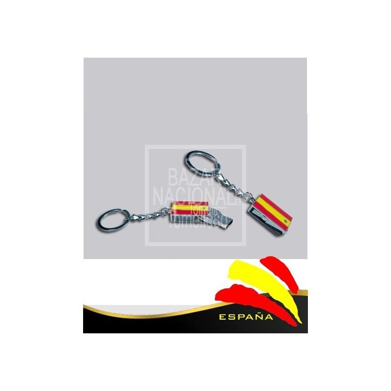 Pendrive USB Bandera España