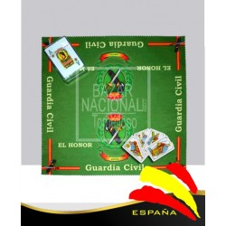 Tapete Cartas Guardia Civil