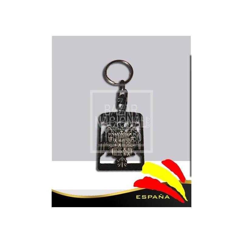 Llavero Metálico Águila San Juan Forja