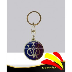 Llavero Esmaltado Emblema Victoria