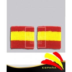 Muñequeras Bandera España