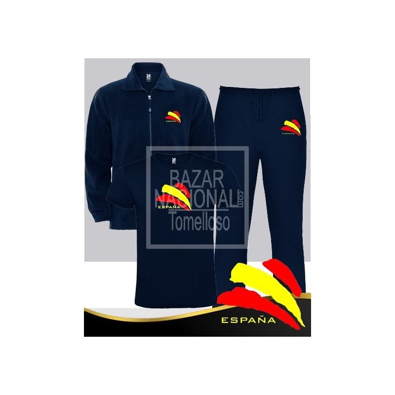 Conjunto Deportivo Azul Bandera España