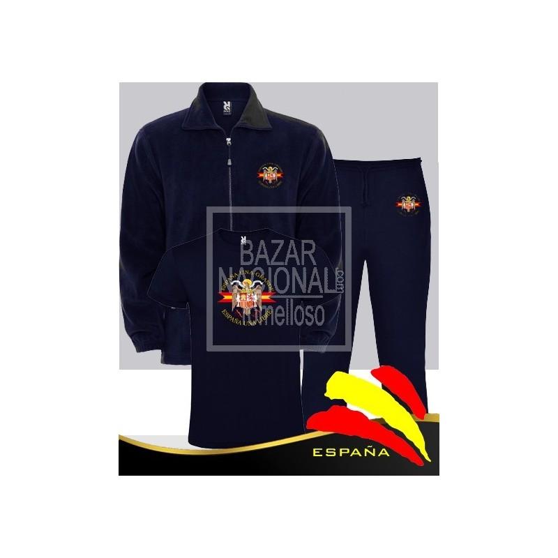 Conjunto Deportivo Azul Bandera Águila