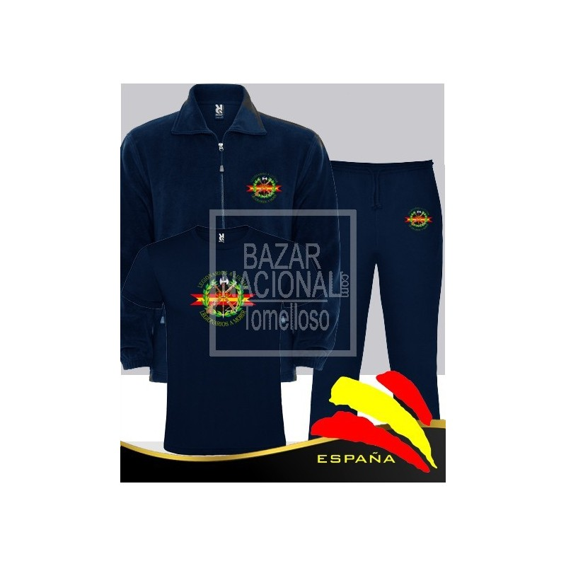 Conjunto Deportivo Azul Legión Española