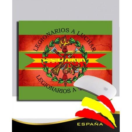 Alfombrilla Ratón Bandera - Legión