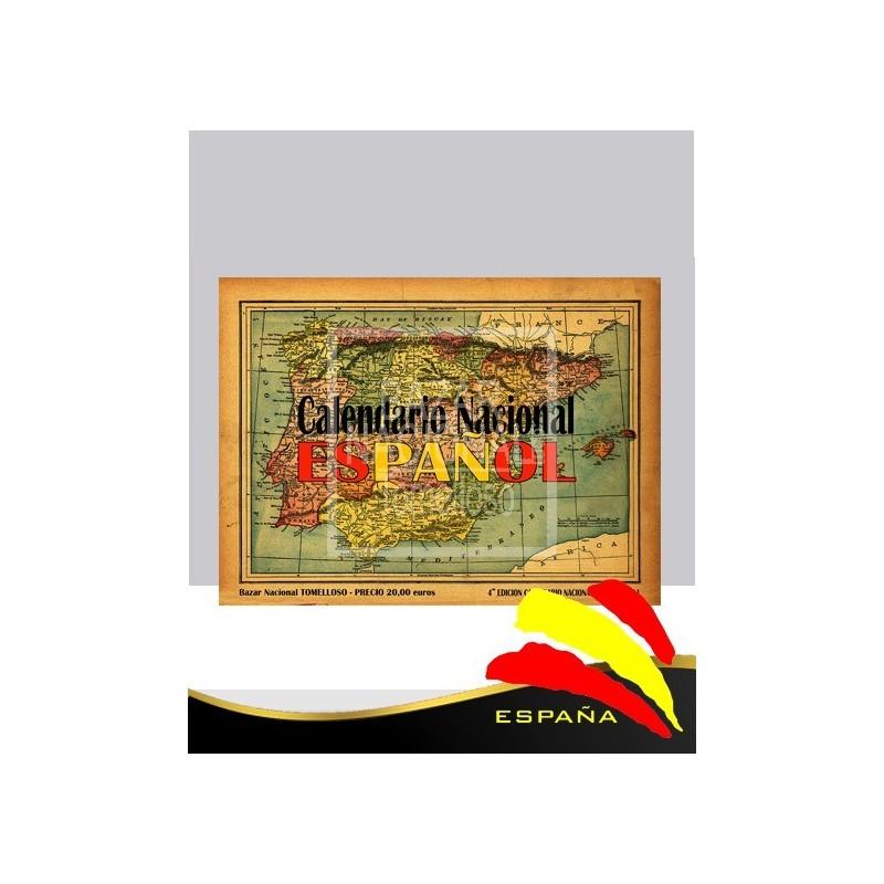 Calendario Histórico Nacional 2021