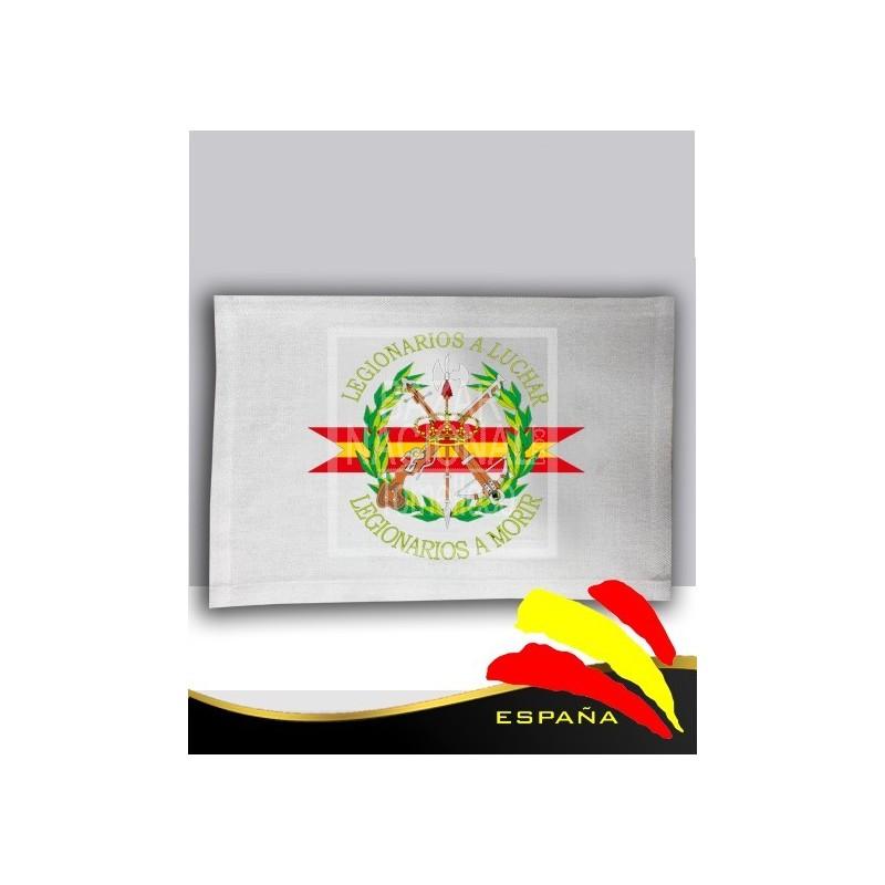 Mantel Individual Lino Legión Española