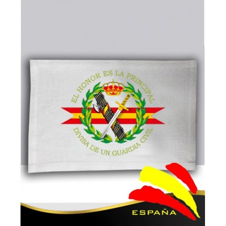 Mantel Individual Lino Guardia Civil