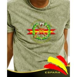Camiseta degradada verde Legión Central