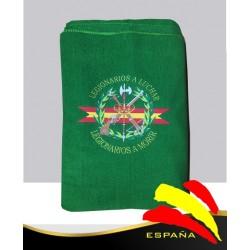 Toalla Playa Verde Legión Española