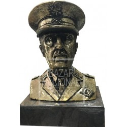 Busto Francisco Franco 21 cm.