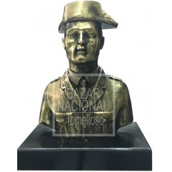 Busto Guardia Civil Tricornio 23 cm.