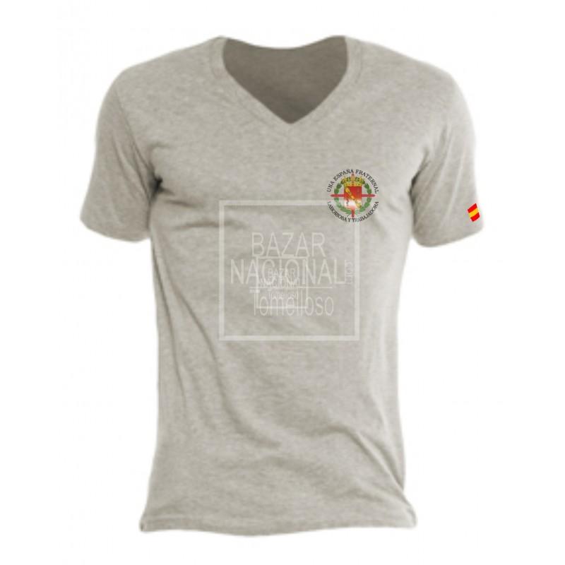 Camiseta Color Girs Escudo Casa Civil en Bolsillo