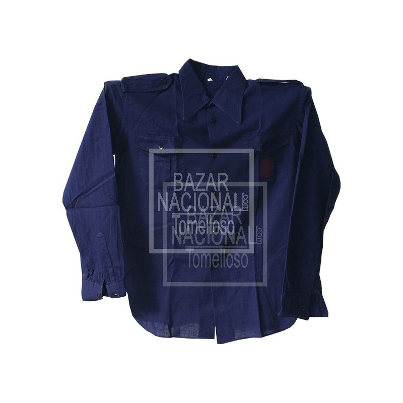 Camisa Azul de Falange Española